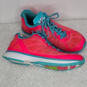 APL propulsion labs lace up workout running shoes